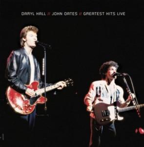 Hall & Oates Greatest Hits Live