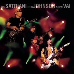 Joe Satriani, Eric Johnson and Steve Vai G3: Live in Concert