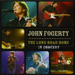 Deja Vu All Over Again >> John Fogerty The Long Road Home In ConcertThe Best Live Albums