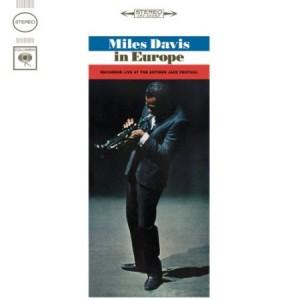 Miles Davis In Europe