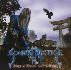 Sonata Arctica Songs of Silence Live in Tokyo