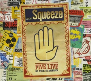 Squeeze Five Live On Tour In America