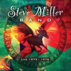 Steve Miller Live 1973 - 1976