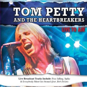 Tom Petty Live To Air