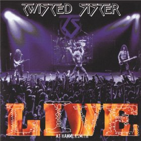 Twisted Sister Live at Hammersmith