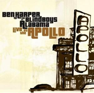 Ben Harper Live at the Apollo