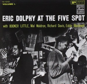 Eric Dolphy Live at the Five Spot Vol 1
