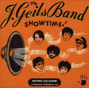 J Geils Band Showtime