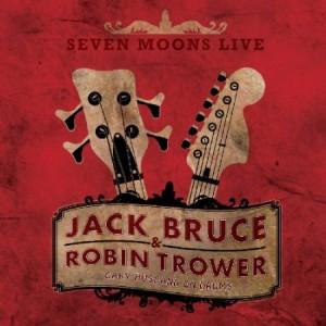 Jack Bruce & Robin Trower Seven Moons Live