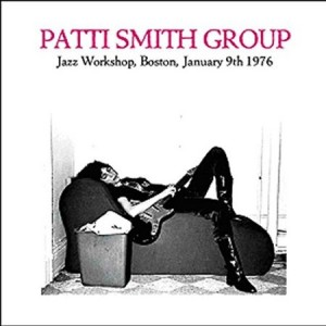 Patti Smith Jazz Workshop Boston
