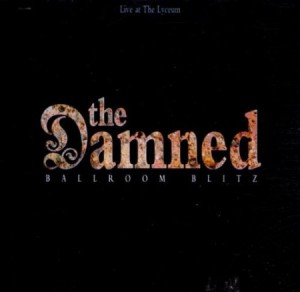 The Damned Ballroom Blitz Live At The Lyceum 1981