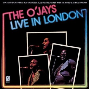 The O'Jays Live In London