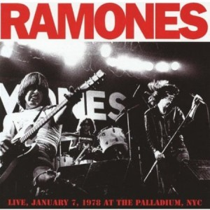 The Ramones Live January 7 1978 At The Palladium NYC