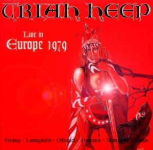 Uriah Heep Live in Europe 1979