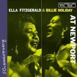 Ella Fitzgerald Billie Holiday Carmen McRae At Newport 1957