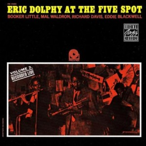 Eric Dolphy Live at the Five Spot Vol 2