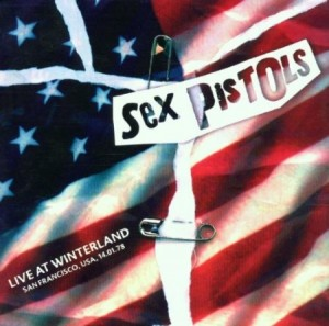 Sex Pistols Live at Winterland