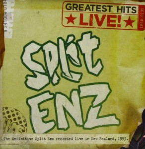 Split Enz Greatest Hits Live