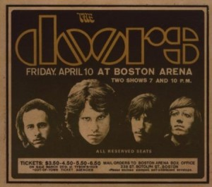 The Doors Live In Boston