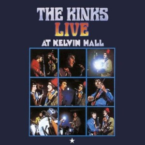 The Kinks Live At Kelvin Hall