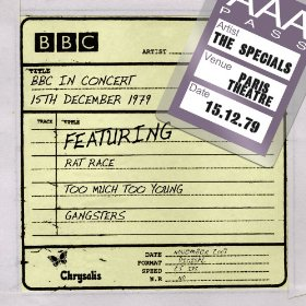 The Specials BBC In Concert 15th December 1979