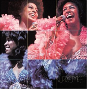 The Supremes Live in Japan