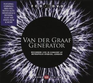 Van Der Graaf Generator Live at Metropolis Studios