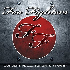 Foo Fighters Concert Hall Toronto Canada 1996