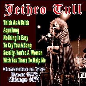 Jethro Tull Concierto en Vivo