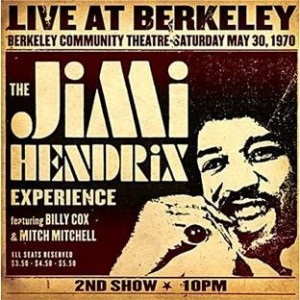 Jimi Hendrix Live at Berkeley