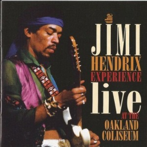 Jimi Hendrix Live at the Oakland Coliseum
