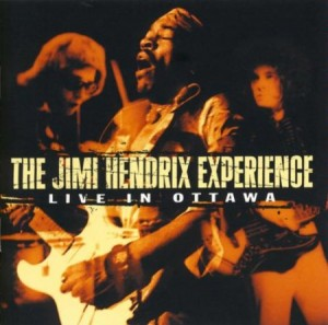 Jimi Hendrix Live in Ottawa