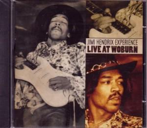 Jimi Hendrix Live at Woburn