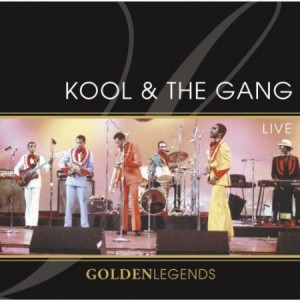 Kool & The Gang Golden Legends Kool & The Gang Live