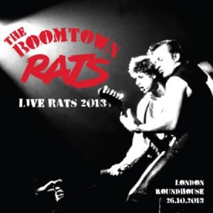 The Boomtown Rats Live Rats 2013 at the London Roundhouse