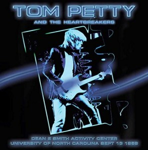Tom Petty Dean E Smith Activity Center University Of Carolina Sept 13 1989