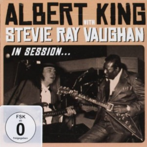 Albert King with Stevie Ray Vaughan In Session