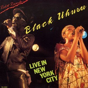 Black Uhuru Live in New York City