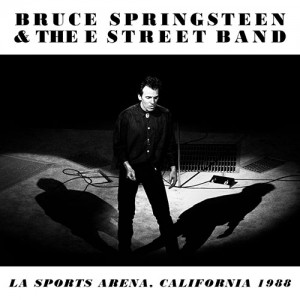Bruce Springsteen Los Angeles April 23 1988
