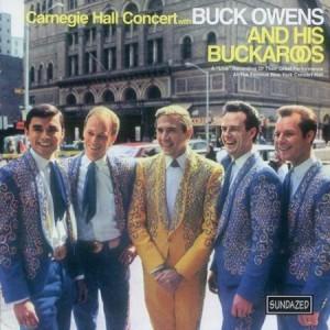 Buck Owens Carnegie Hall Concert