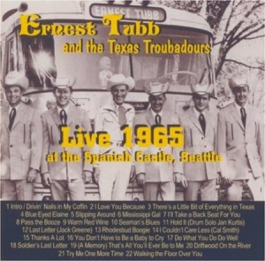 Ernest Tubb Live 1965 At The Spanish Castle