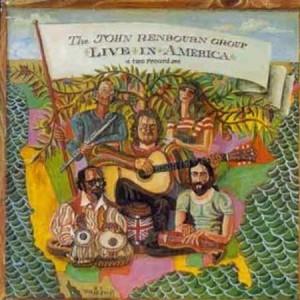 The John Renbourn Group Live In America