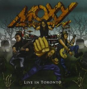 Moxy Live In Toronto