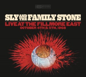 Sly And The Family Stone Live At The Fillmore East