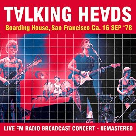 Talking Heads The Boarding House San Francisco