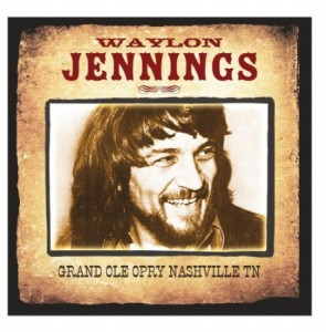 Waylon Jennings Grand Ole Opry Nashville Tn 1978