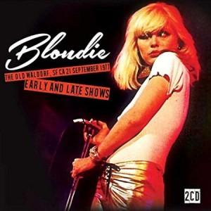 Blondie The Old Waldorf San Francisco
