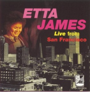 etta james live from san francisco