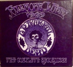 Grateful Dead Fillmore West 1969 The Complete Recordings
