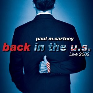 Paul McCartney Back In The US 2002